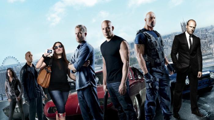 Spoiler Alert Jalan Cerita Furious 7 Big Movies Gtv Malam Ini Film Terakhir Almarhum Paul Walker Tribun Timur