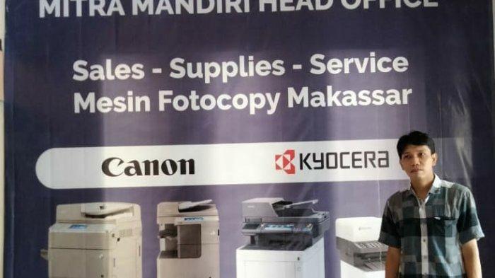 Mitra Mandiri Buka Gallery Mesin Fotocopy di Mall GTC Makassar