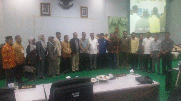 Anggota DPRD Bontang Puji Kekompakan Eksekutif dan Legislatif Soppeng