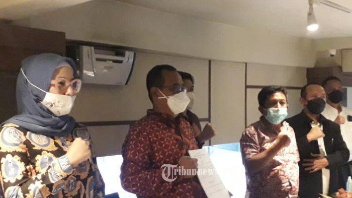 Akademisi Politani Pangkep Mauli Kasmi Ikut Deklarasi FERPUKPI Kawal UU Cipta Kerja Sektor Kelautan