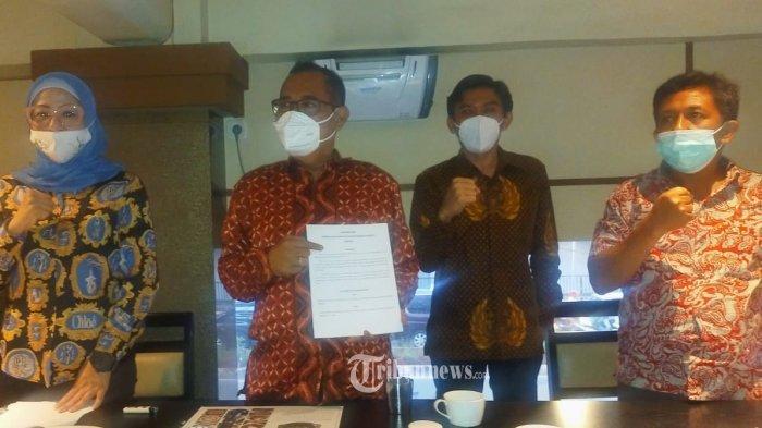 Federasi Pelaku Usaha Kelautan dan Perikanan Indonesia atau FERPUKPI menggelar Deklarasi Kawal UU Cipta Kerja Bidang Kelautan, pada Sabtu, 12 Desember 2020 lalu.