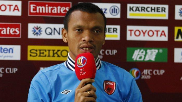 Ferdinand Sinaga Pamit dari PSM, Suporter Persib : Welcome Back Dragon
