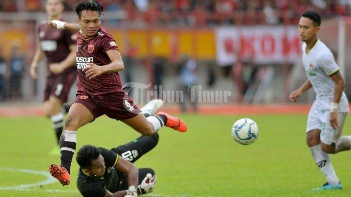 Coret 4 Pemain Seleksi, PSM Sulit Dapat Striker Lokal Setara Ferdinand Sinaga dan Patrich Wanggai