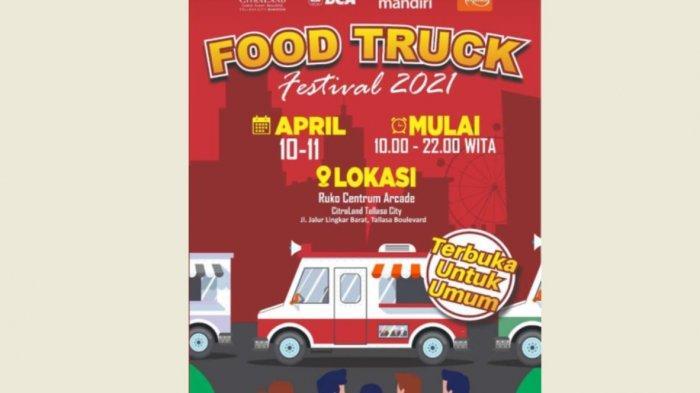 Besok, CitraLand Tallasa City Gelar Festival Food Truck
