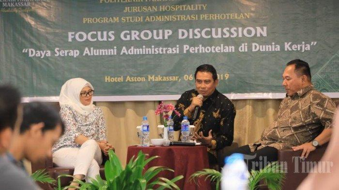 BERITA FOTO: Poltekpar Makassar Gelar FGD di Hotel Aston - fgd-di-hotel-aston-makassar.jpg