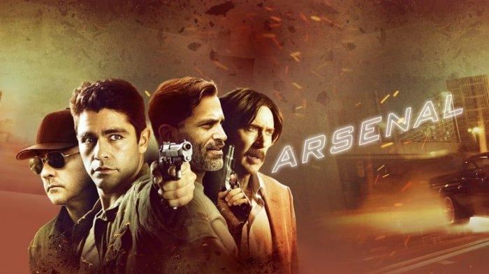 Kisah Mafia Selamatkan Saudara, Ini Sinopsis Film Arsenal, Bioskop Trans TV Malam Ini
