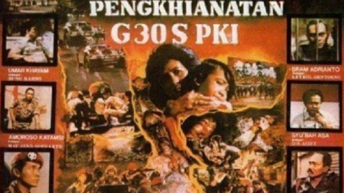 Resmi! Polisi Larang Nonton Bareng Film G30SPKI Alasan Ganasnya Covid-19, Mahfud MD: Hukumnya Mubah