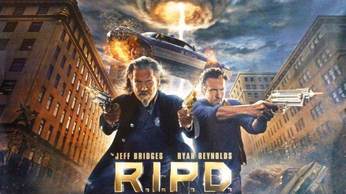 Film Komedi Aksi Dibintangi Ryan Renolds, Ini Sinopsis Film RIPD, Big Movies GTV Malam Ini