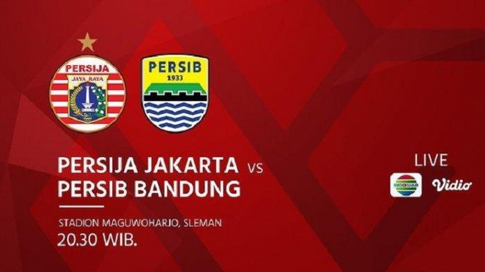 Final Piala Menpora 2021: Persib Bandung vs Persija Jakarta, Live Indosiar Malam Ini Kamis 2021