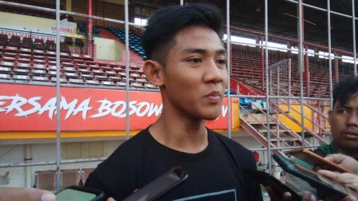 Fullback PSM Firza Andika Daftar TNI AU, Pemusatan Latihan Timnas SEA Games 2021 Molor