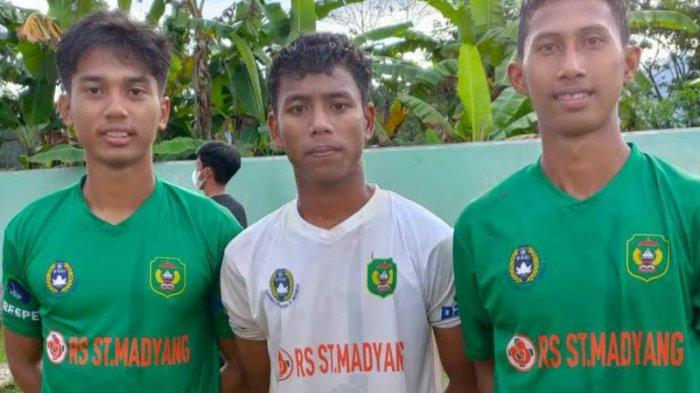 Profil Fito Abimanyu Kiper Tim Sepakbola Pra Porprov Palopo, Adik Evi Masamba Mau Jadi Pemain Liga