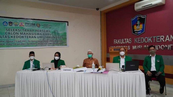 Seleksi Camaba UMI 2021, Fakultas Kedokteran 2 Tahap, Farmasi 1 Tahap