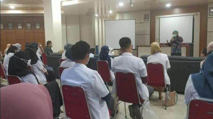 33 Alumni FK Unibos Ikut Kepaniteraan Umum Program Profesi Dokter