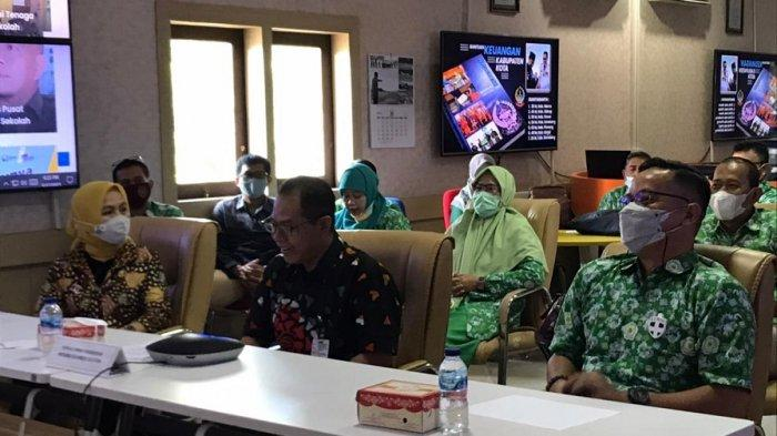Gandeng Dinas Pendidikan Sulsel, FKIP Unismuh Makassar Sosialisasi PMB 2021