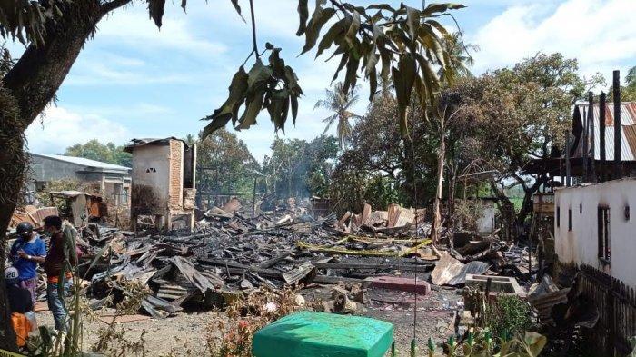 FKIP Unismuh Galang Donasi Bantu Korban Kebakaran di Barru, Bantuan Bisa Disalurkan di Sini