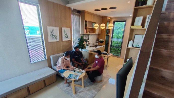 Open House Cluster Utopia Tallasa City, Ada Subsidi Biaya KPR Hingga Rp 15 Juta