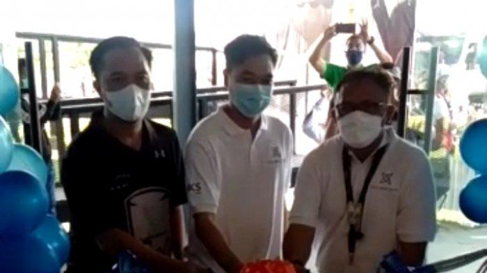 FKS Land Buka Gerai Janji Jiwa di Bandaraya Tallasa City