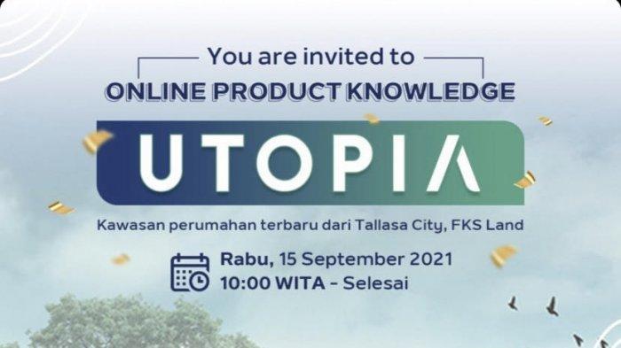 FKS Land Tallasa City Bakal Kenalkan Cluster Utopia, Gunakan Smart Home System