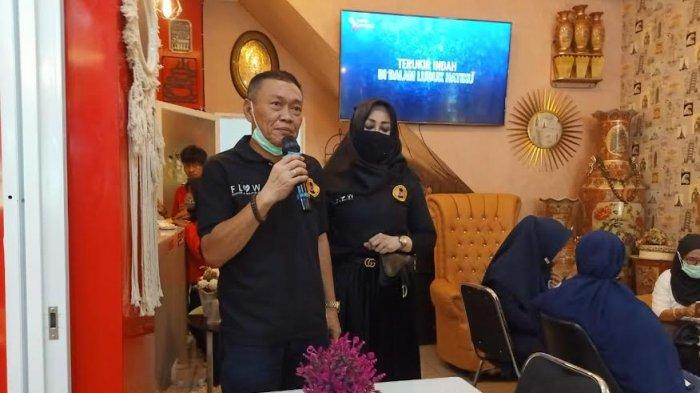 Flow Café Hadirkan Ayam Betutu Khas Gilimanuk di Kota Makassar