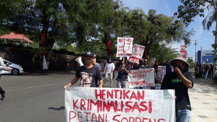 Menanti Putusan Hakim Sidang Pra Peradilan Tiga Petani Soppeng