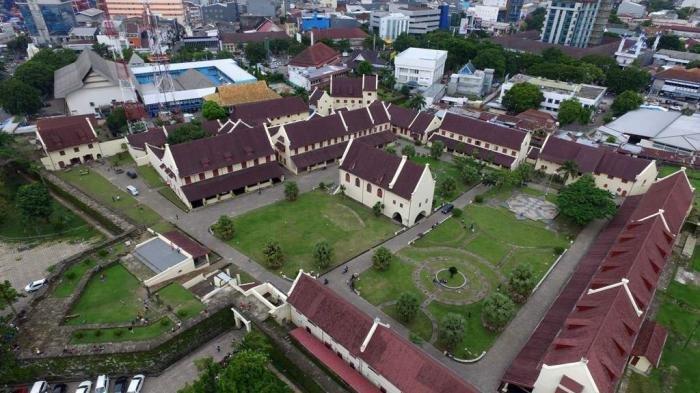 Spot Terbaik untuk Menikmati Kota Makassar dari Fort Rotterdam