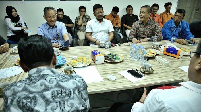 Dialog Terbuka Forum Dosen Tribun Timur, Koordinator TP2D: Saya Anak Guru