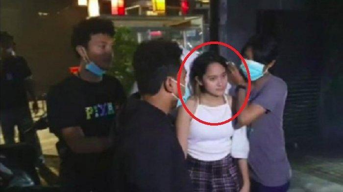 Foto artis tabrak lari ditangkap warga ternyata Artis Salshabilla Adriani