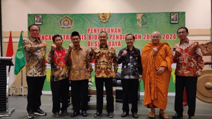 Penyusunan Renstra Bidang Pendidikan Tahun 2020-2024 Ditjen Bimas Buddha Kementerian Agama RI