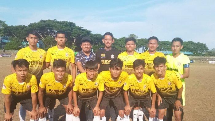 Lawan Tuan Rumah, Persijo Jeneponto Tumbang 0-1 di Putaran ke Tiga Liga 3 Sulsel 2019