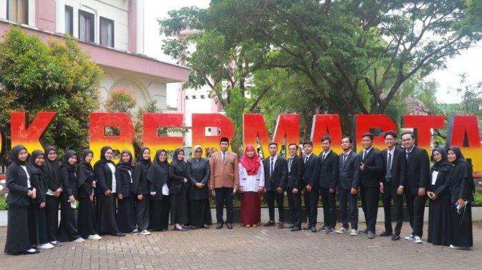 Dekan FDK UIN Alauddin Harap Sarjana Baru Ilmu Komunikasi Jaga Citra Almamater