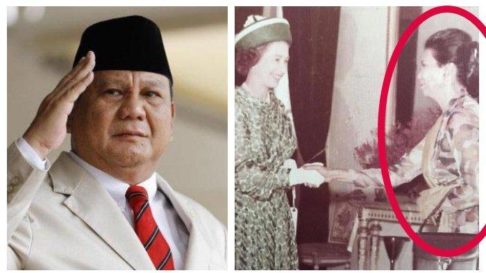 Foto Cantiknya Dora Marie Sigar, Ibunda Prabowo yang Berdarah Manado-Jerman, Profesinya Tak Disangka