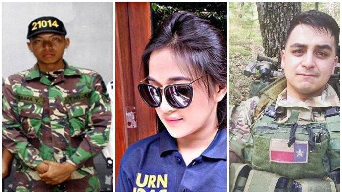 6 Anak Artis Jadi Polisi dan TNI, Ada yang Lolos Pasukan Elite dari Tukul Arwana hingga Suzanna