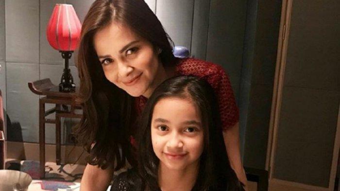 Foto-foto Cantiknya Putri Cut Tari, Sidney Azkassyah Yusuf: Cantik Seperti Ibunya, Atlet Berprestasi