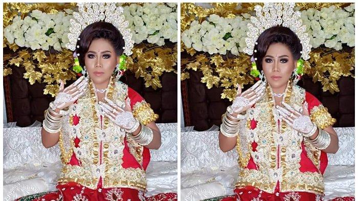 VIRAL Foto-foto Evi Masamba Khatam Alquran dan Pengajian Sebelum Menikah, Bikin Pangling