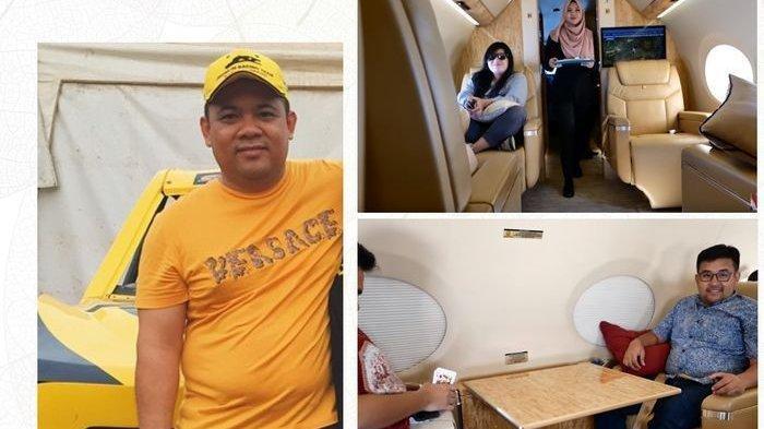 Tenyata! Kantor Haji Isam Digeledah KPK Setelah Ketemu Jokowi di Bombana, PT Jhonlin 'Diobrak-abrik'