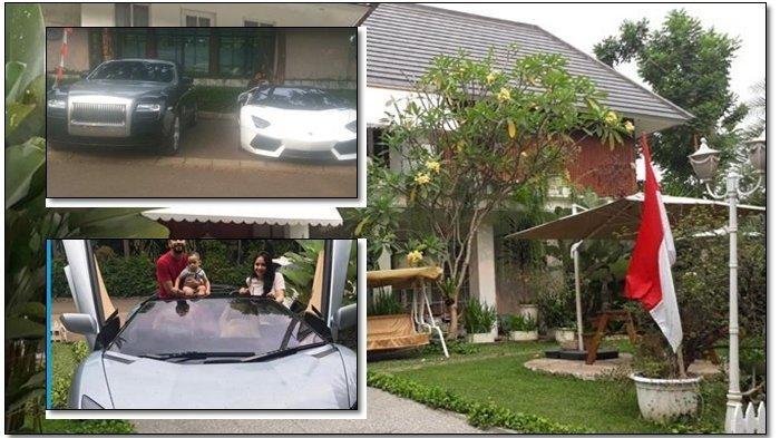 Saking Banyaknya, Mobil Raffi Ahmad Bakal Dibikinkan Garasi di Atas Tanah Rp 5 Miliar