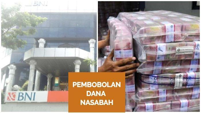 Foto-foto Tata Ibrahim, Pegawai BNI Makassar Tersangka Pembobol Uang Nasabah Rp135 M, Alumnus Unhas?