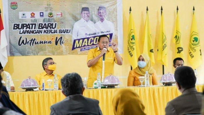 Sudah Wafat, Kuasa Hukum Almarhum Malkan Amin Gugat KPU Barru Soal Hasil Pilkada 2020