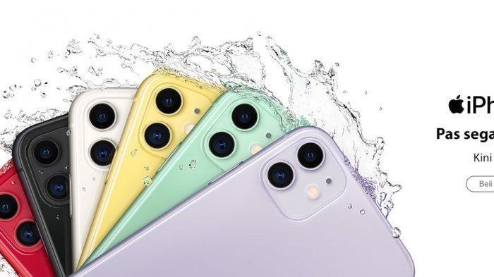 Cek Daftar Harga iPhone Terbaru, iPhone 7 Plus, 8,11 hingga iPhone 11 Pro Bulan Agustus 2020
