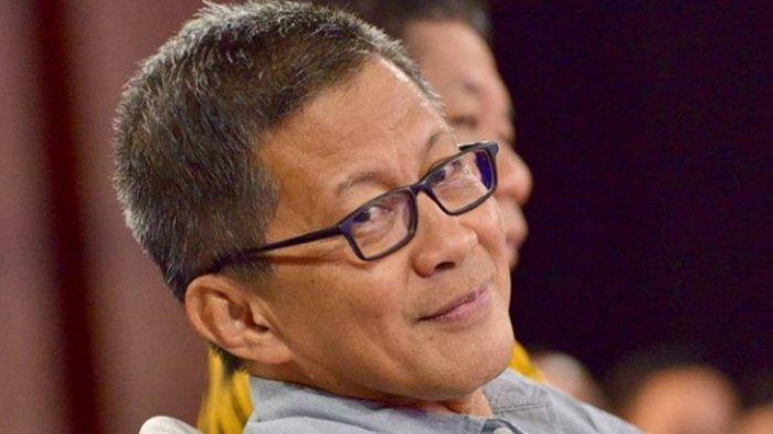 Kabar Terkini Rocky Gerung Setelah Jarang di ILC TV One, Siapa Sangka Kini Tinggal di Pinggir Hutan!