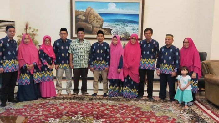 Awal Tahun, Aksa Mahmud Berangkatkan Umrah Karyawan Bosowa Semen