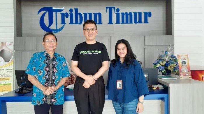 Mengenal Prahu Hub, Platform Digital Pengantaran Logistik Online