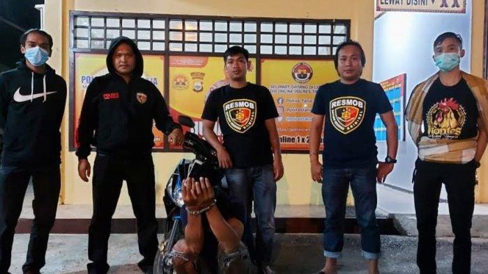 Pelaku Pencurian Handphone di Tana Toraja Ditangkap Polisi, Barang Bukti Enam HP Samsung