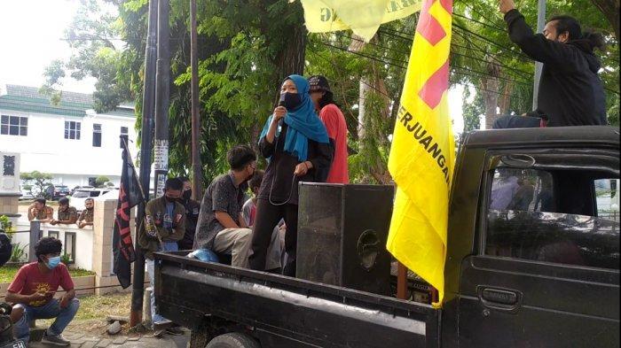 FPR Bantaeng Unjuk Rasa, Tuntut Pembayaran THR Buruh