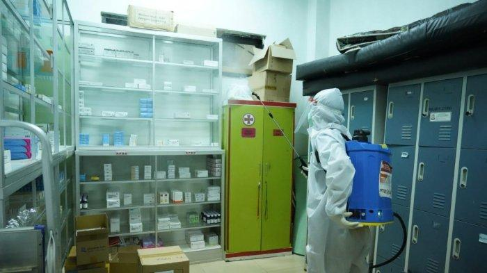 FTI UMI Sediakan Layanan Semprot Disinfektan Gratis di Rumah Dosen dan Karyawan, Cara Daftar