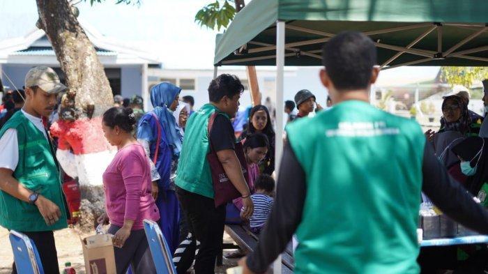 Foto-foto Tim Mahasiswa FTI dan Fakultas Kedokteran UMI, ACT, MRI, Layani 176 Pengungsi dari Wamena - fti-umi-wamena-2-3102019.jpg