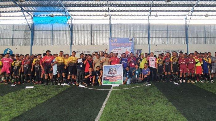 Persiapkan Tim Futsal Jeneponto U- 20 dan Pra POM 2020, FAT Gelar Kompetisi Ini