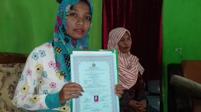 Maria, Gadis Flores Masuk Islam Demi Nikah dengan Pria Takalar - gadis-di-takalar_20160729_163139.jpg