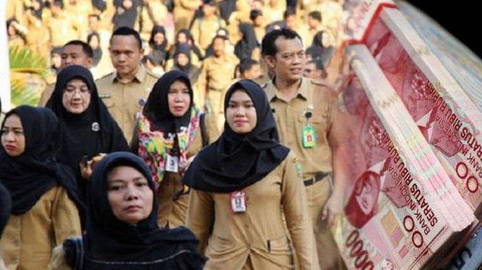 Enaknya PNS Era Jokowi! Gaji Terendah Minimal Rp 9 Juta Disampaikan Langsung Menteri PAN RB