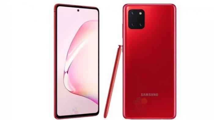 Dirilis 1 Februari 2020, Inilah Spesifikasi Lengkap dan Harga Samsung Galaxy Note 10 Lite